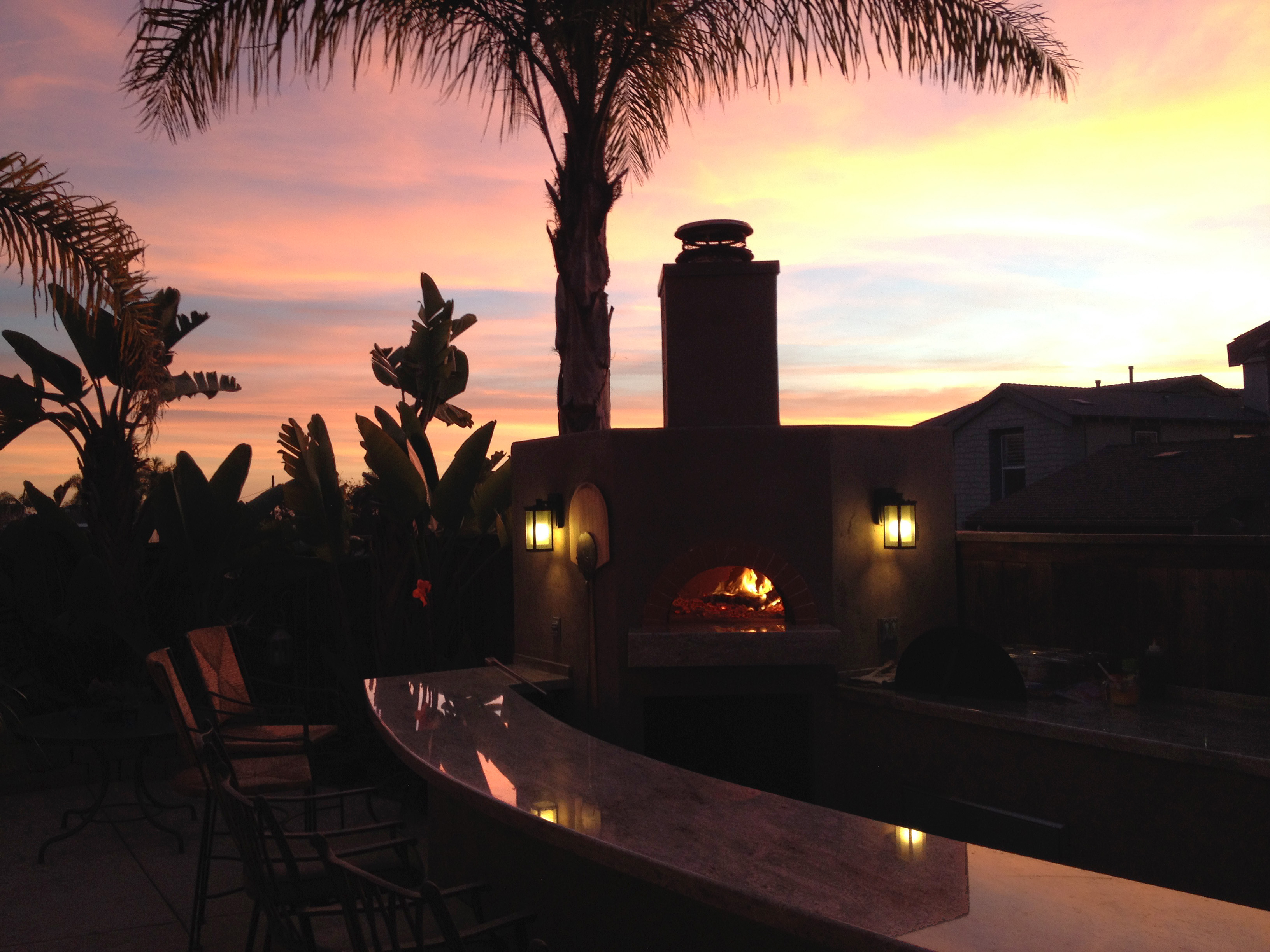 Encinitas Backyard 1
