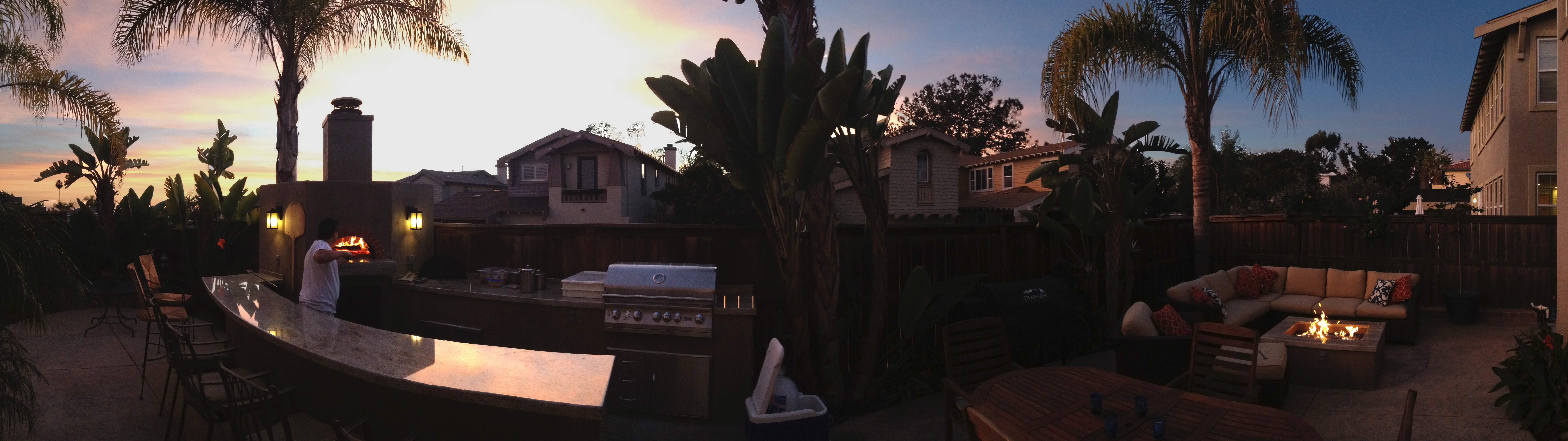 Encinitas Backyard 2
